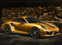 Porsche 911 Turbo S Exclusive Series, 2018