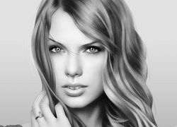 Portret Taylor Swift