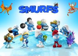 Postacie, Film, Smerfy, The Smurfs