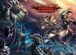 Postacie z gry Divinity: Original Sin - Enhanced Edition