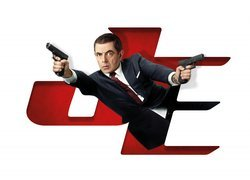 Rowan Atkinson w filmie Johnny English Nokaut