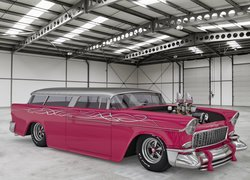Chevrolet Bel Air Nomad Custom
