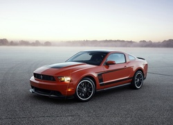 Ford Mustang Boss 302, 2012