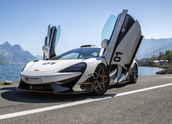 McLaren 570S, PD1 Aero Kit, Prior Design, 2017