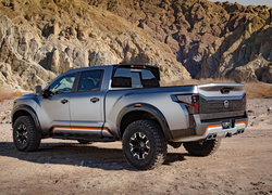 Nissan Titan Warrior, 2016
