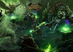 Scena z gry Heroes of Newerth