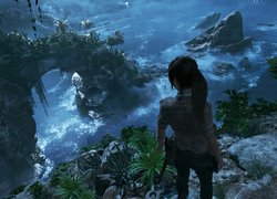 Scena z gry Shadow of the Tomb Raider