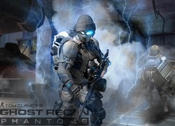 Scena z gry Tom Clancys Ghost Recon Phantoms