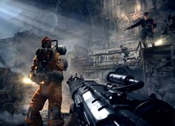 Scena z gry Wolfenstein: The Old Blood