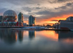 Science World at TELUS w Vancouver