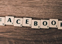Scrabble, Napis, Facebook