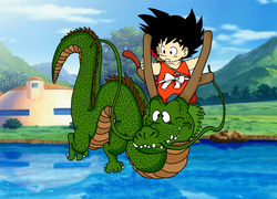 Dragon Ball, Goku