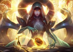 Gra, League of Legends, Fantasy, Sona z Odysei, Wirtuozka Strun