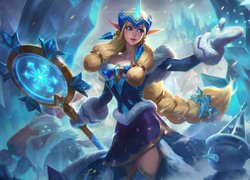 Soraka z gry League of Legends