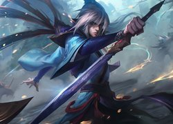 Talon z gry League of Legends