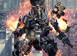 Titanfall - gra komputerowa z gatunku first-person shooter