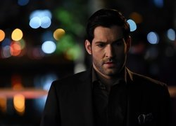 Mężczyzna, Aktor, Tom Ellis, Serial, Lucyfer, Lucifer, Postać, Lucifer Morningstar
