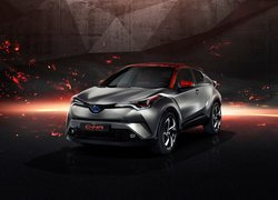 Toyota C-HR Hy-Power Concept, 2017