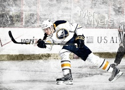 Tyler Myers, Hokeista, Klub, Buffalo Sabres, Paintography