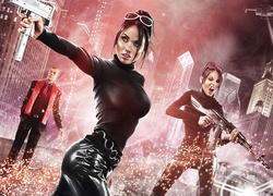 Viola DeWynter z gry Saints Row: The Third