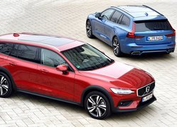 Dwa, Volvo V60, Cross Country