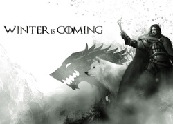 Gra o tron, Game of Thrones, Winter is coming