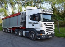 Wywrotka Scania Highline Bulk