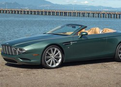 Zielony, Aston Martin DB9
