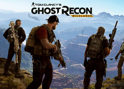 Żołnierze-postacie z gry Tom Clancy's Ghost Recon: Wildlands