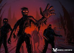 Zombie z gry State of Decay 2
