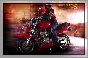 """Suzuki GSF 600 N """"Bandit"""", Motocykl"""